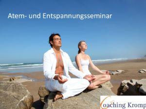Atem- und Entspannungsseminar