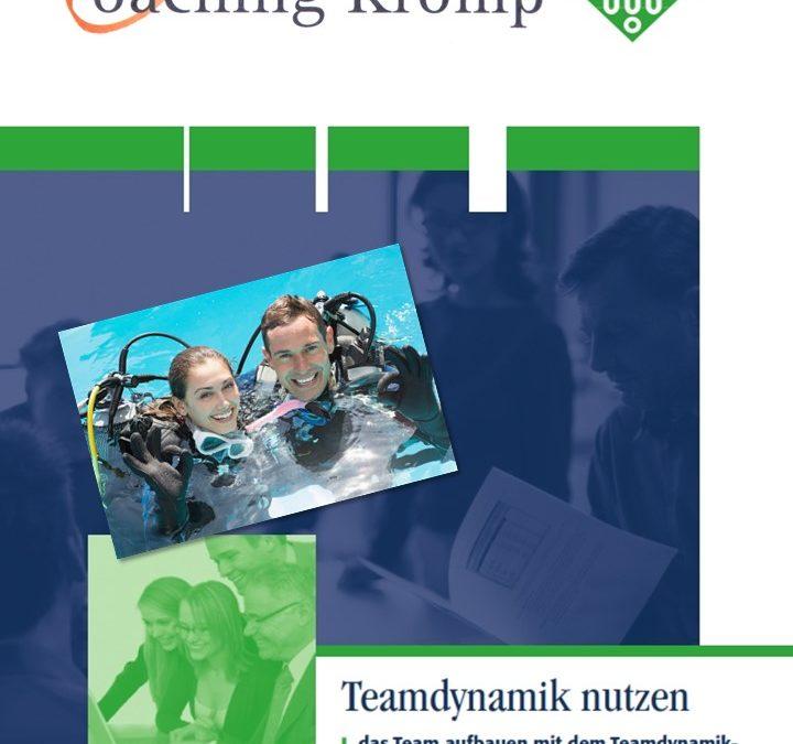Teamdynamik und Tauchen als Teamsport