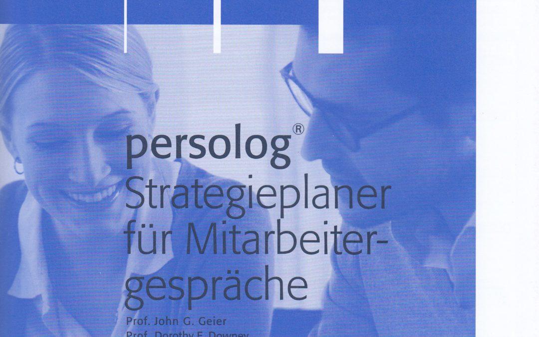 Strategieplaner für Mitarbeitergespräche