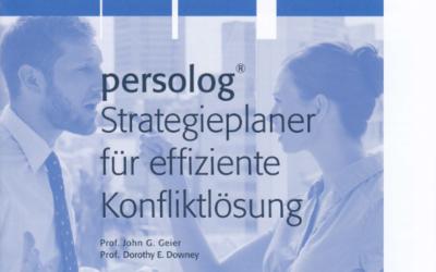 Strategieplaner – für effiziente Konfliktlösungen