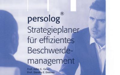 Strategieplaner für effizientes Beschwerdemanagement