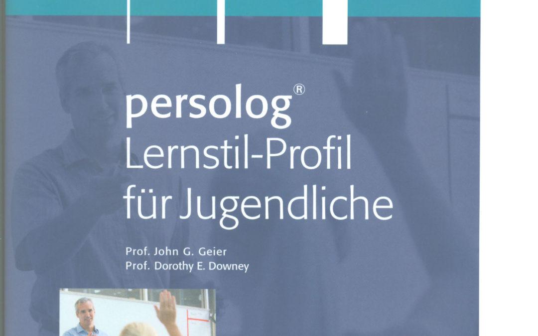 Lernstil-Profil für Jugendliche