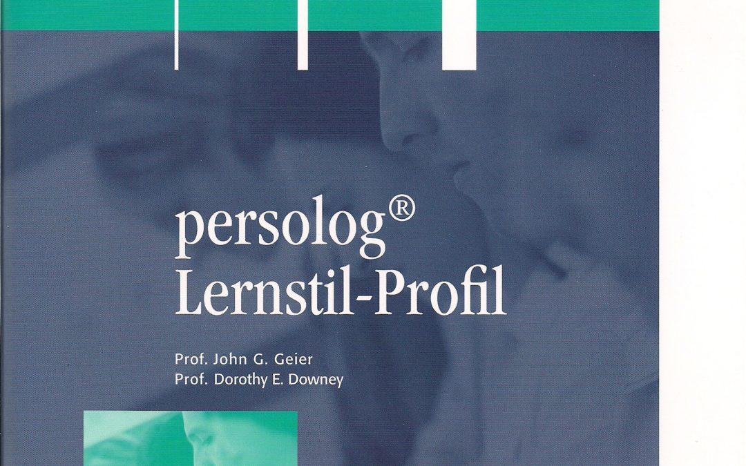Lernstil-Profil